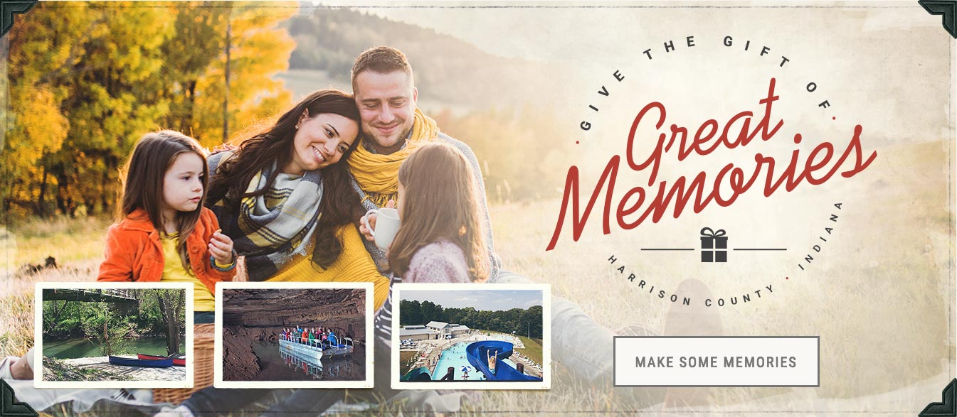 Give the gift of great memories